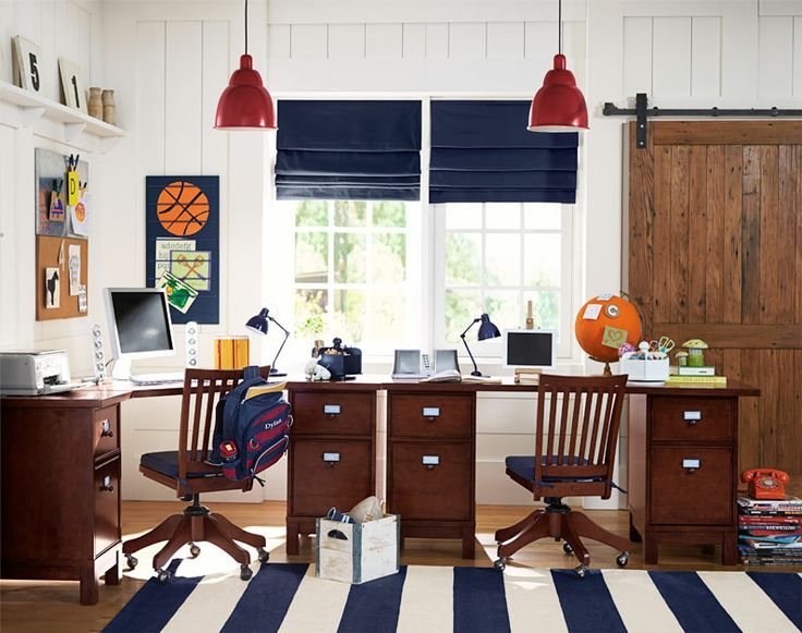 Kids Study Room Ideas Back To School Pinterest For