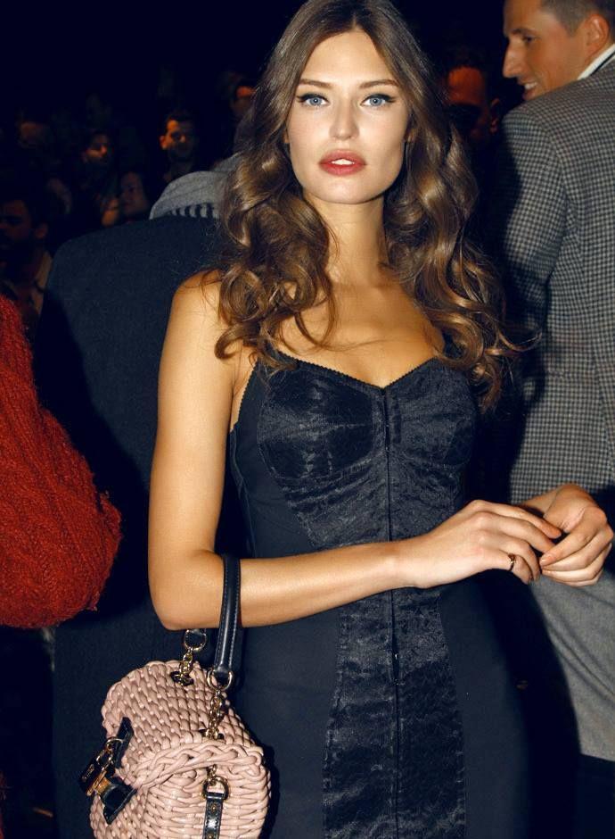 Bianca Balti -- Dolce & Gabbana