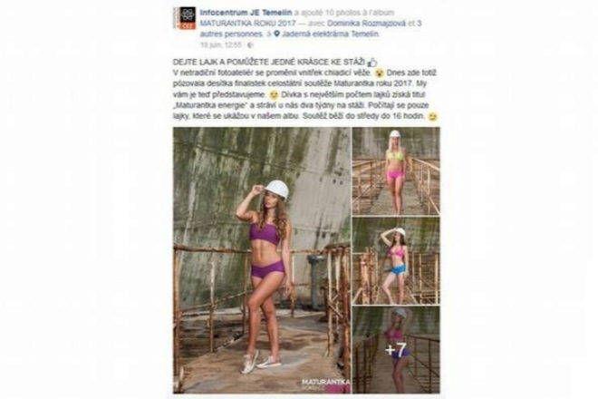 Una planta nuclear checa elegía a sus becarias a través de un concurso de belleza en bikini http://www.heraldo.es/noticias/sociedad/2017/06/29/una-planta-nuclear-checa-elegia-sus-becarias-traves-concurso-belleza-bikini-1184253-310.html