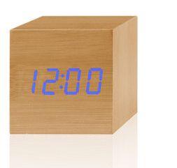 Акустическая сигнализация - бездельничали из светодиодов электронный - немой световой ночных часов краткое домашнего декора