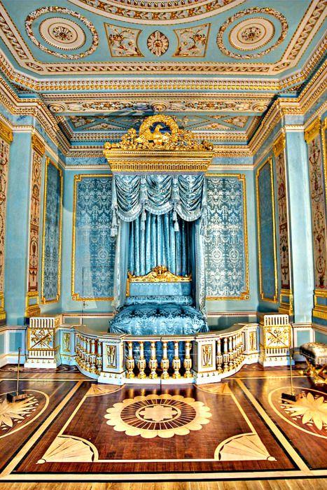 Royal Bedroom Napoleon Bonaparte Empire 1804 1815 Neoclassicism