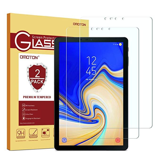 Tempered Glass Screen Protector For Samsung Galaxy Tab S4 10.5 2018 SM-T830//T837