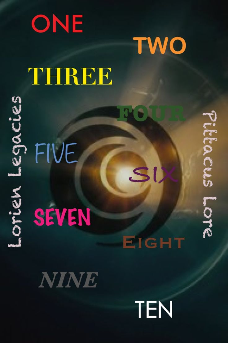 I Am Number Four The Lorien Legacies By Pittacus Lore I Am Number Four