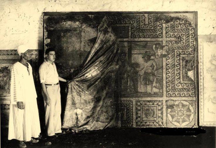 Antakya, Harbiye, Antik Çağdan kalan Mozaikler 1930