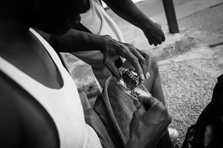 How Synthetic Weed Is Ravaging Brooklyn's Homeless Population | VICE | United States