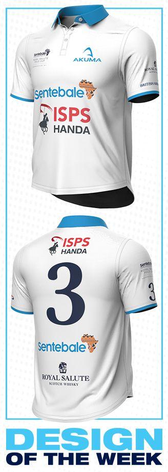 AKUMA POLO // Bespoke Shirt //  CREATE YOUR BESPOKE DESIGN ON OUR ONLINE KIT DESIGNER