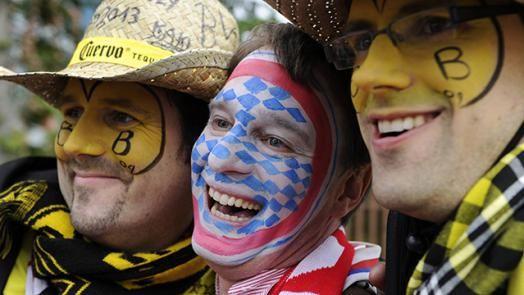 BVB gegen Bayern wird in 208 Länder übertragen - FC Bayern München AG