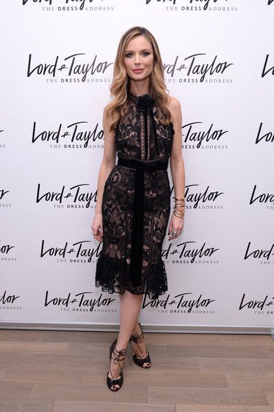 Georgina Chapman Photos Photos - Georgina Chapman attends Lord & Taylor x Harper's BAZAAR event on April 26, 2017 in New York City. - Lord & Taylor x Harper's BAZAAR Event