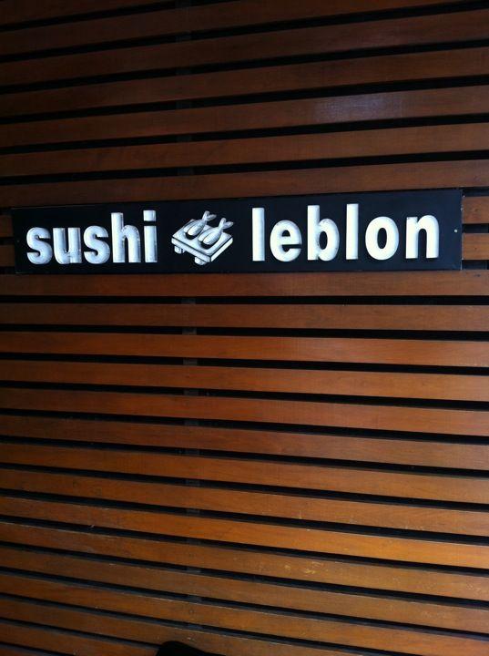 Sushi Leblon em Rio de Janeiro, RJ