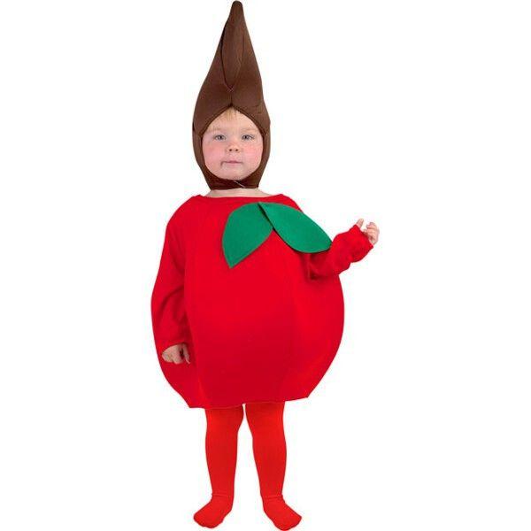 toddler apple costume