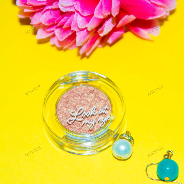 Look At My Eyes Jewel by Etude House are highly pigmented pearl eye shadows that helps you create glamorous looks with a single swipe. Either wear a single wash of color or create dramatic looks by mixing and matching colors. The cushion essence texture stays all days and blends easily.