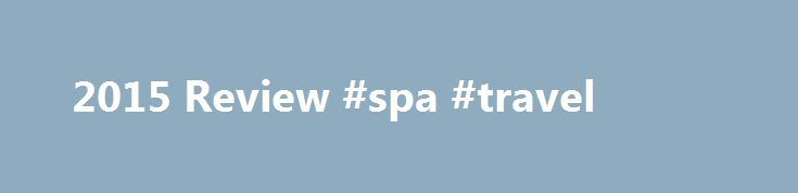 2015 Review #spa #travel http://remmont.com/2015-review-spa-travel/  #travel booking sites # Booking.com Review By providing robust tools that greatly simplify user experience, customer favorite Booking.com offers easy access to one of the widest selections of both traditional hotels and harder-to-find lodging options. The Good One of the best in customer satisfaction According to an independent study by J.D. Power and Associates in 2012, Booking.com scored the best in terms of overall…