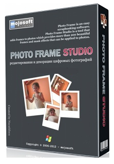 Mojosoft Photo Frame Studio v2.88 Multilingual with Serial Key Free Download