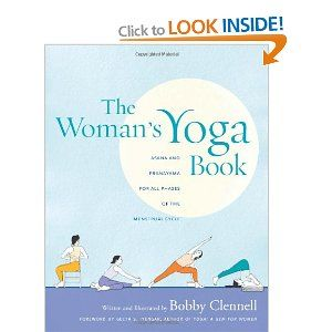 the woman's yoga book asana and pranayama for all phases