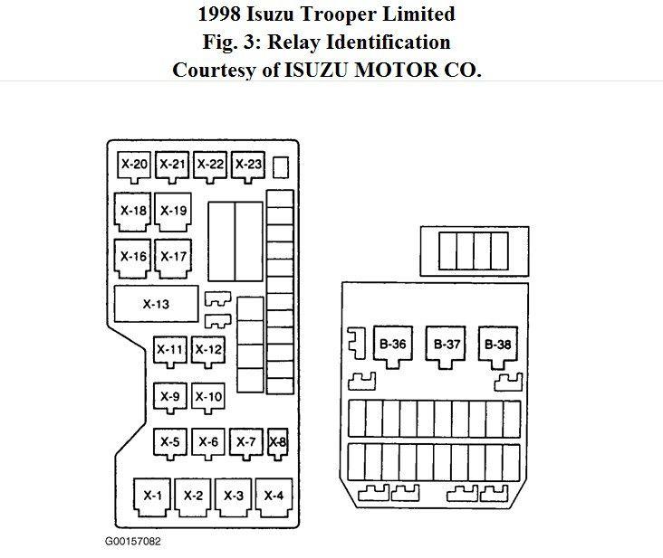 50 1999 Isuzu Npr Fuse Box Diagram Te1a Di 2020