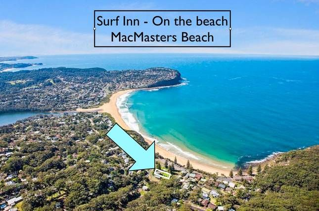 Surf Inn - Beach front | Macmasters Beach, NSW | Accommodation