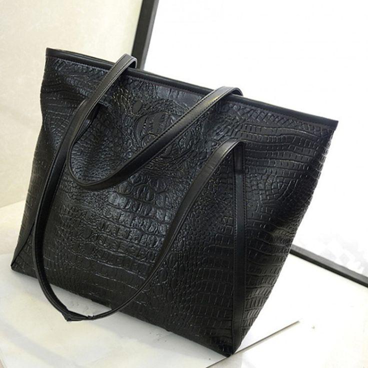 $9.27 (Buy here: https://alitems.com/g/1e8d114494ebda23ff8b16525dc3e8/?i=5&ulp=https%3A%2F%2Fwww.aliexpress.com%2Fitem%2FHot-Sale-New-Fashion-Crocodile-Casual-Women-Shoulder-Bags-Female-Big-Tote-Bags-for-Ladies%2F32658374110.html ) Hot Sale New Fashion Crocodile Casual Women Shoulder Bags Female Big Tote Bags for Ladies Handbag Large Capacity Bag F108 for just $9.27