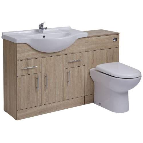27 besten Badezimmermöbel Bilder auf Pinterest Waschtisch - badezimmer garnitur set