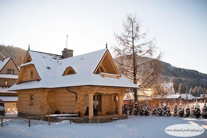 28 grudzień 2012 - zima w domku góralskim