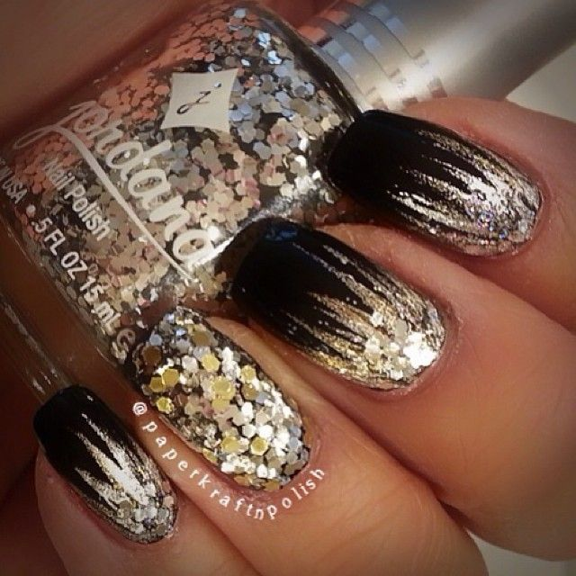 Instagram photo by paperkraftnpolish #nail #nails #nailart