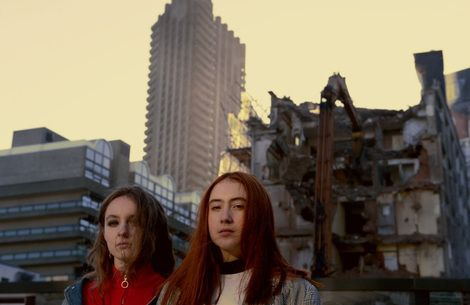 Track Of The Day: Let's Eat Grandma return bigger and beastlier with SOPHIE-produced single 'Hot Pink'