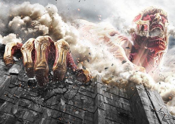 先日、後編のタイトル&第2弾ポスタービジュアルが発表され注目を集めた実写『進撃の巨人』から、新たに90秒予告映像が解禁! ファン待望の豪華キャスト陣の演技&アクションが見られる映像が明らかとなった。