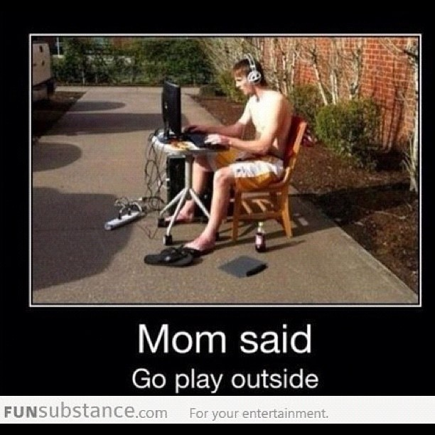See funny pics just like this only at FunSubstance.com  #funsubstance - @funsubstance- #webstagramFunny Pics, My Sons, Videos Games, Funny Pictures, Funny Stuff, Humor, Kids, Mom, Plays Outside