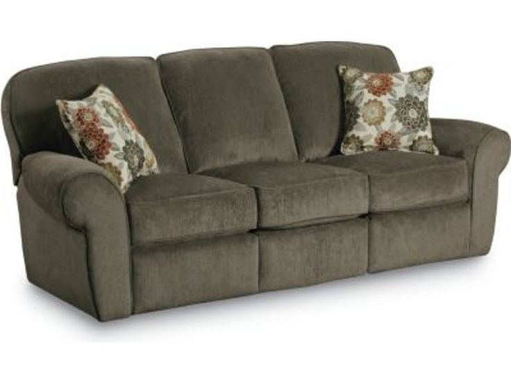 Lane Home Furnishings Molly Double Reclining Sofa LA35739 from Walter E. Smithe Furniture + Design
