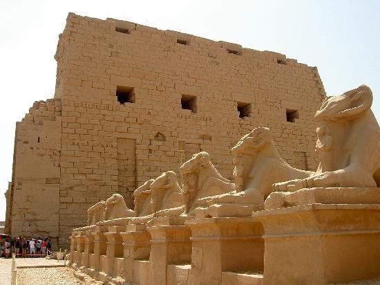 Tempel van Amon (Karnak) Luxor, Egypte