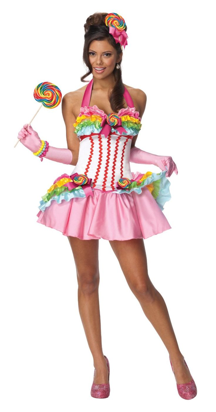 Rubie's Costume Co Womens Secret Wishes Lollipop Costume