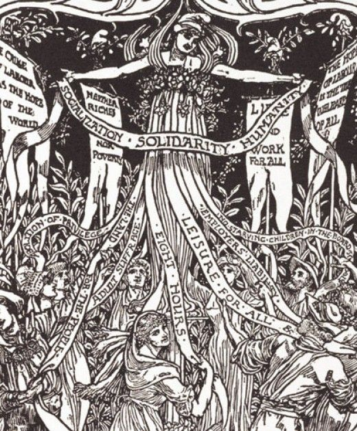 A Wicca Beltane Ritual: Celebrating the Workers on May Day