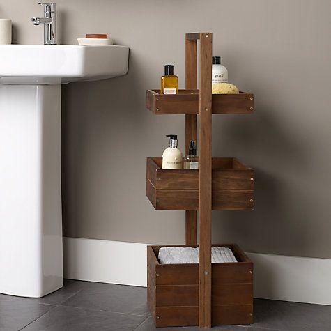 10 best Bathroom Storage images on Pinterest | Bathroom storage ...