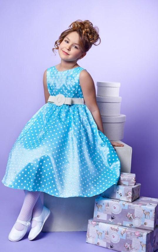 Выпускные школьные детские платья