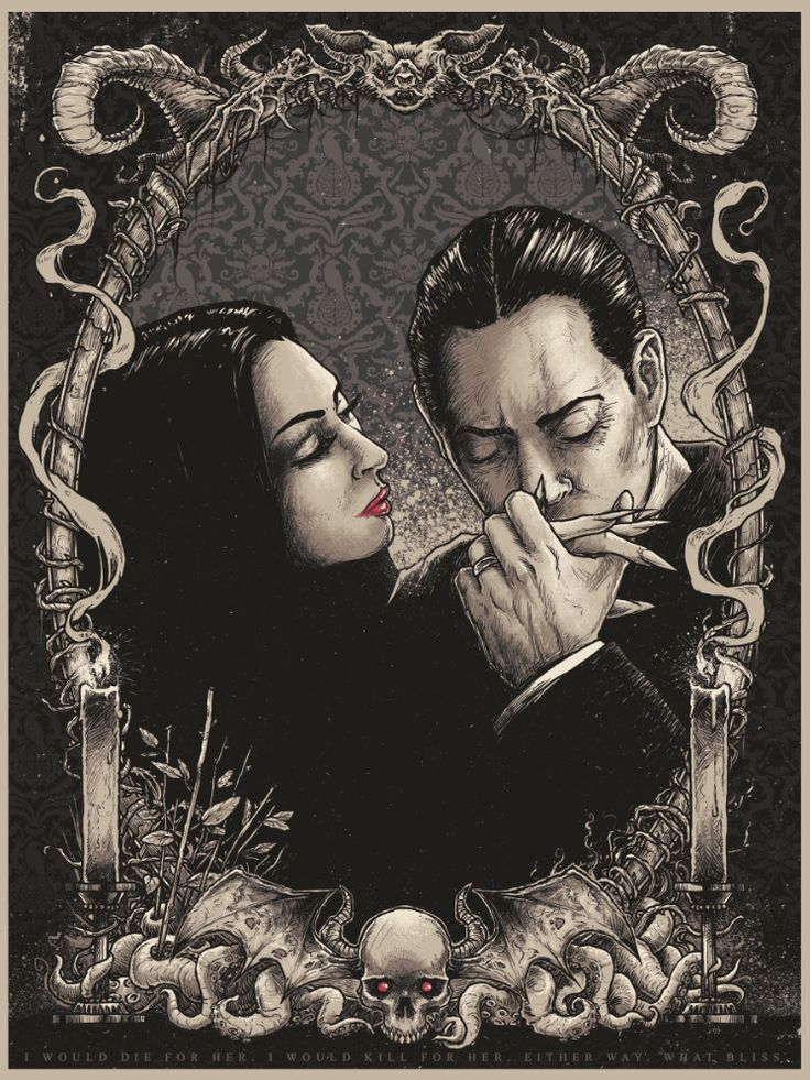 Perfect for a tattoo. I think I'd like this on my thigh or arm. Gothic and Amazing