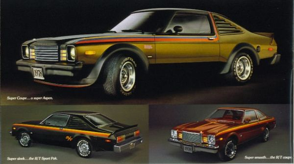 1978 plymouth volare super coupe muscle cars pinterest