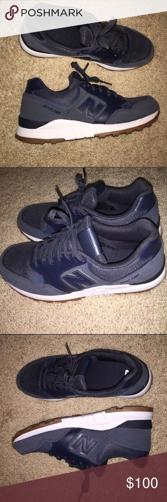New Balance 850 Sneakers Men's size 9 1/2 Women's (It fits me as a 7 1/2)  Brand New, only worn ONCE. New Balance Shoes Sneakers