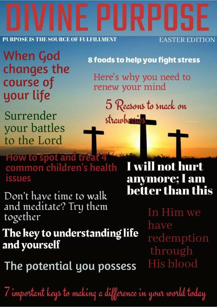 Divine Purpose Magazine