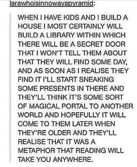I want that just for the secret door. xD