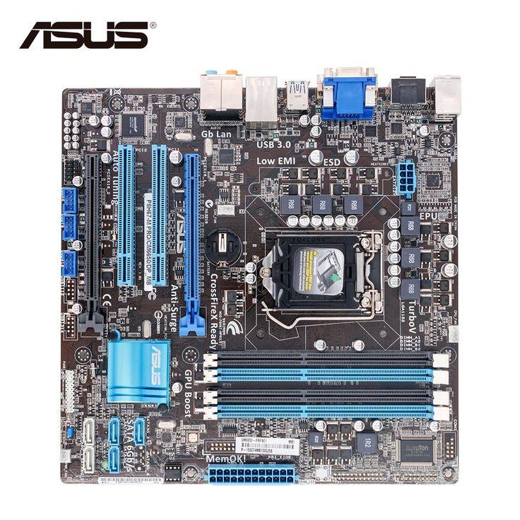 Asus P8H67-M PRO/CM6650/DP Stock New Desktop Motherboard H67 Socket LGA 1155 i3 i5 i7 DDR3 32G uATX
