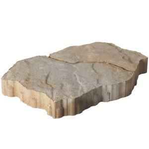 Pavestone 12.5 in. x 16.5 in. Rivertown Blend Ardesia Concrete Paver-70549 at The Home Depot