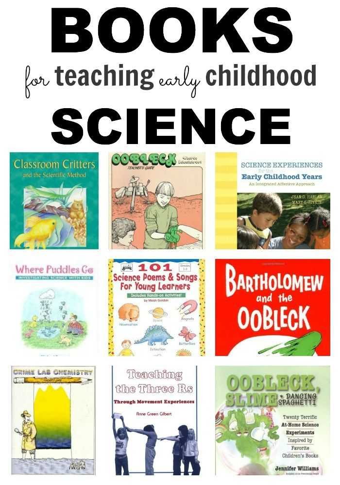 Welcome! If you're an educator, parent, or both looking for science ideas & inspiration check out this great post with Books for Learning Science with Kids!