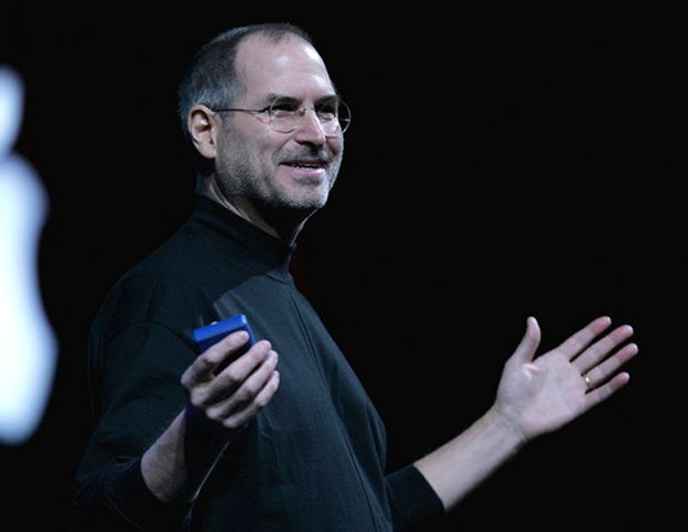 "STEVE JOBS  From: ""10 Successful Adoptees & Foster Kids Besides Steve Jobs"" on blackenterprise.com"