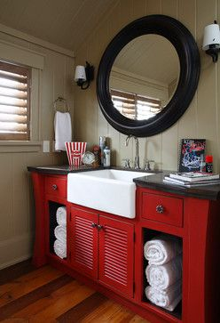 1000 Ideas About Red Bathroom Decor On Pinterest Red