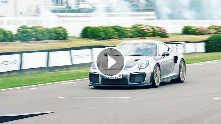 Goodwood Festival of Speed 2017 - a weekend to remember for Porsche. The event saw the global premiere of the most powerful 911 of all time, the stunning new 911 GT2 RS, and a first