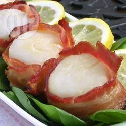 Scallops Wrapped in Bacon @ allrecipes.com.au