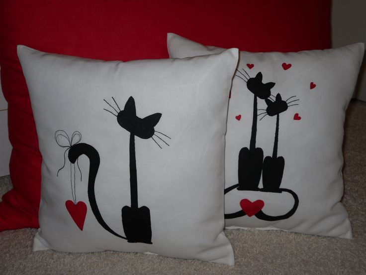 San Valentin con gatitos.