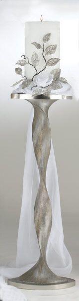 Λαμπάδες γάμου Jane - Είδη γάμου & βάπτισης, μπομπονιέρες γάμου | tornaris-rina.gr