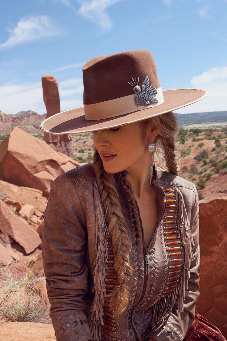 Broken Arrow Hat – Double D Ranch