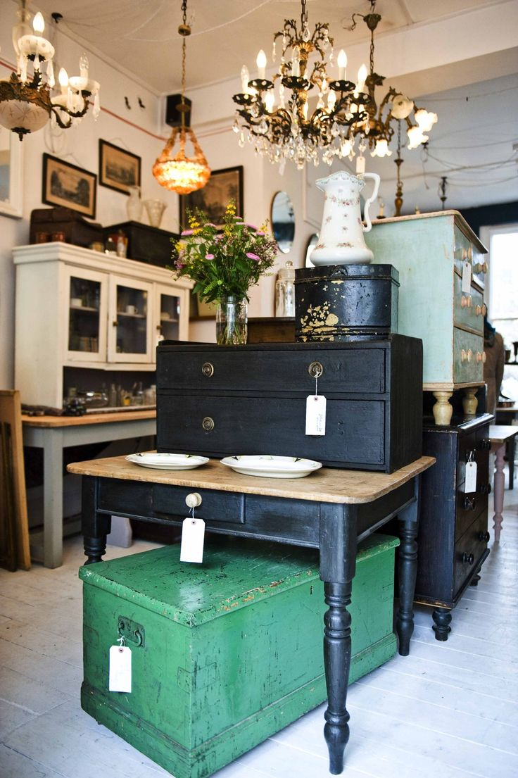 Jess has a lovely store in Notting Hill in London called Phoenix on Golborne