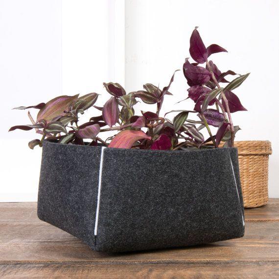 Flower pot cover 10-inch Housewarming nesting bowl Fruit by POPEQ